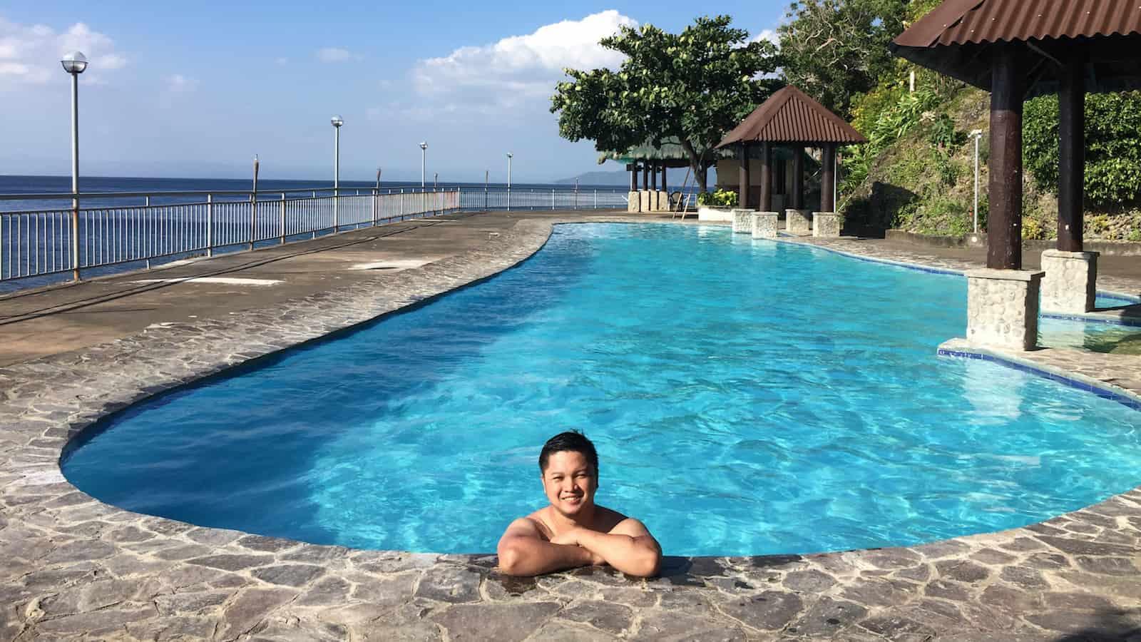 Anilao Resort Pool