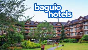TOP 10 BAGUIO HOTELS