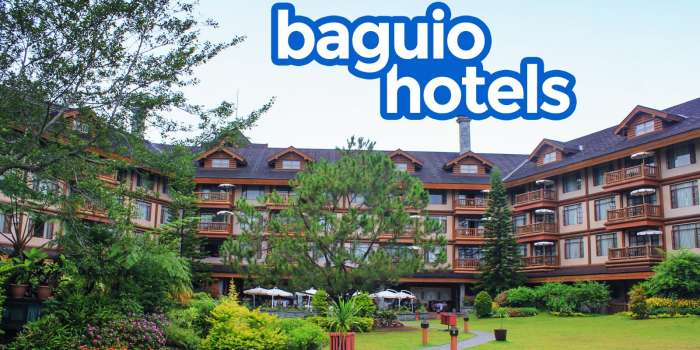 TOP 13 BAGUIO HOTELS According to Online Reviews 2020