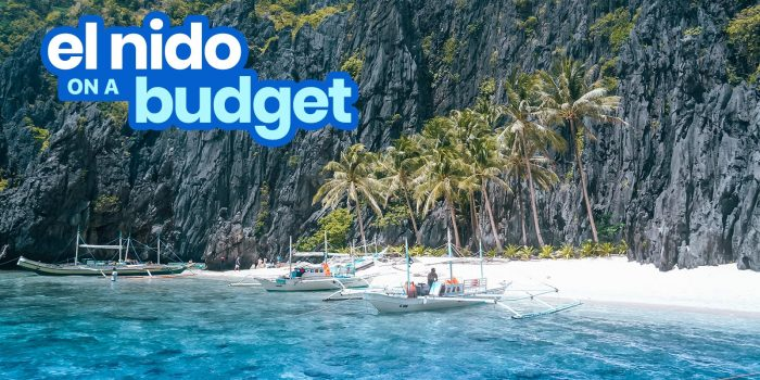 EL NIDO PALAWAN Travel Guide with Sample Itinerary & Budget