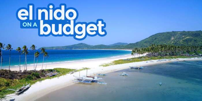 New! EL NIDO PALAWAN TRAVEL GUIDE: Budget Itineraries, Things to Do