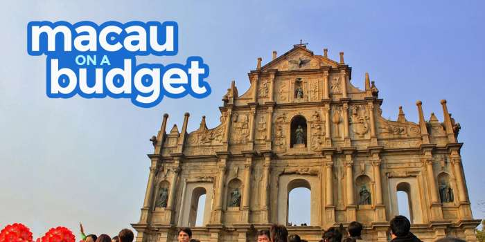 New! MACAU TRAVEL GUIDE: Budget Itinerary, Things to Do