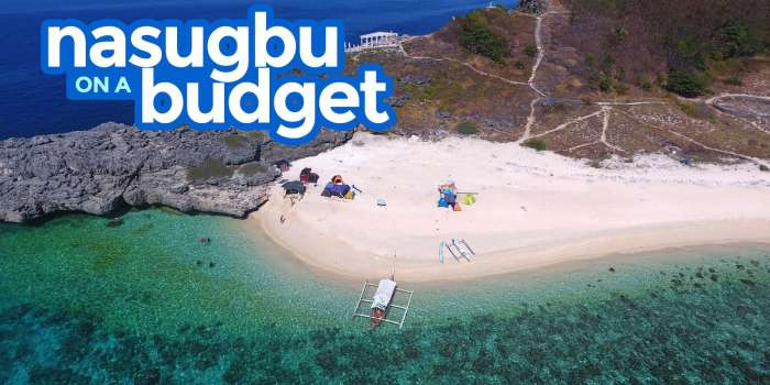 New! NASUGBU BATANGAS: Travel Guide & Budget Itineraries 2018