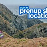 TOP 10 PRENUP SHOOT LOCATIONS IN THE PHILIPPINES