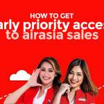 How to Get EARLY PRIORITY ACCESS to AirAsia PROMOS & PISO SALE