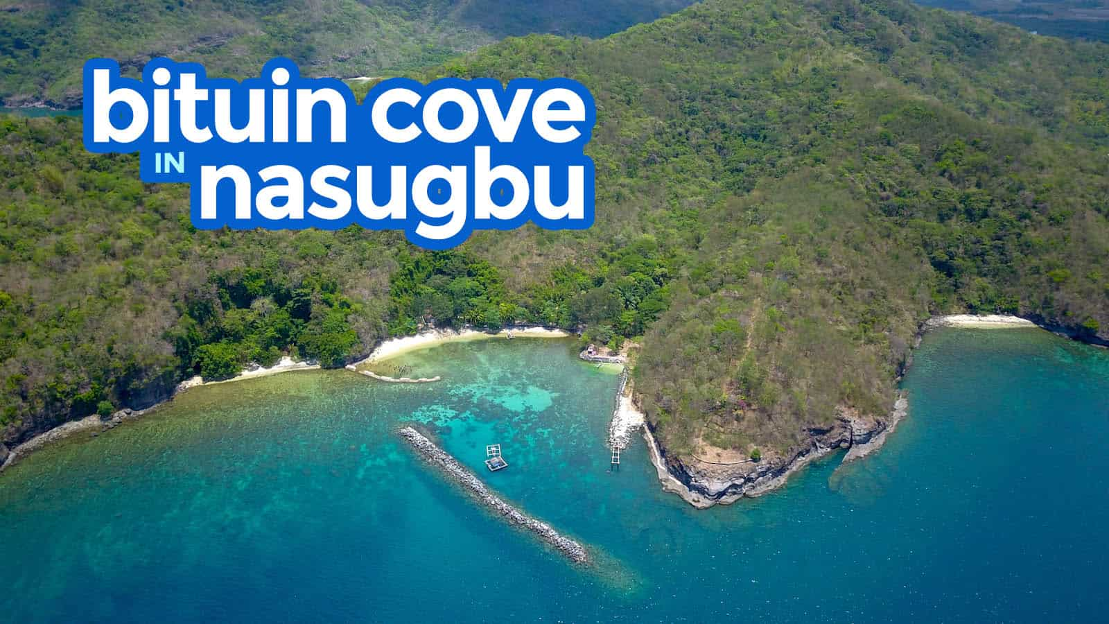 New! BITUIN COVE NASUGBU: Travel Guide & Budget Itineraries