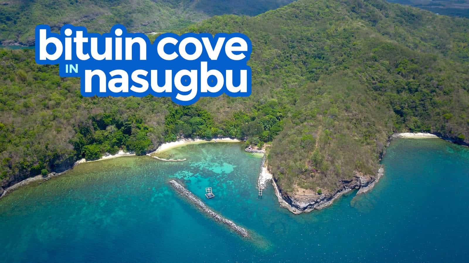 BITUIN COVE, NASUGBU: Travel Guide & Budget Itinerary