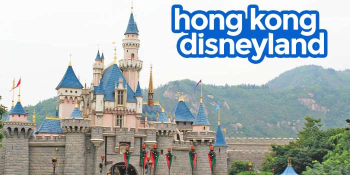 HONG KONG DISNEYLAND: Discounted Tickets & Travel Guide