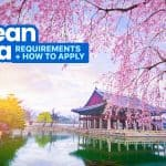 2019 KOREAN VISA APPLICATION PROCESS & REQUIREMENTS