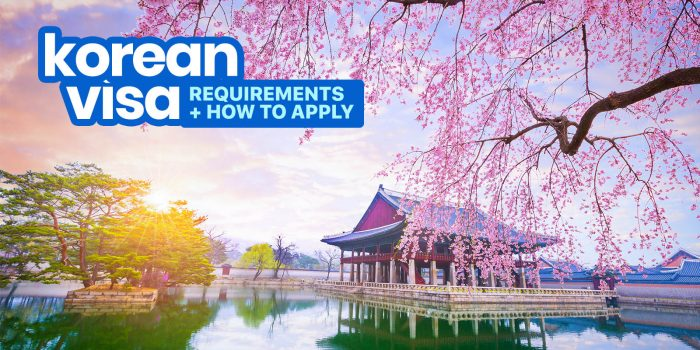 KOREAN VISA REQUIREMENTS & Application Process for Filipinos