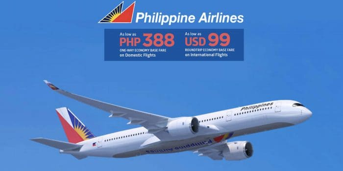 PHILIPPINE AIRLINES PROMO 2020-2021: How to Book Successfully