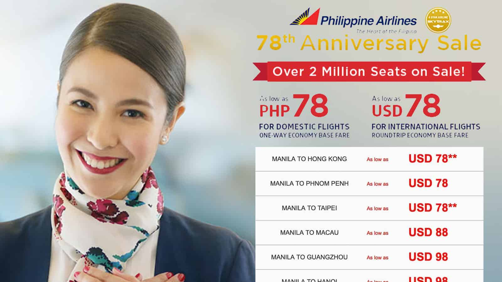 Latest! 2019 PHILIPPINE AIRLINES PROMO: How to Book Successfully