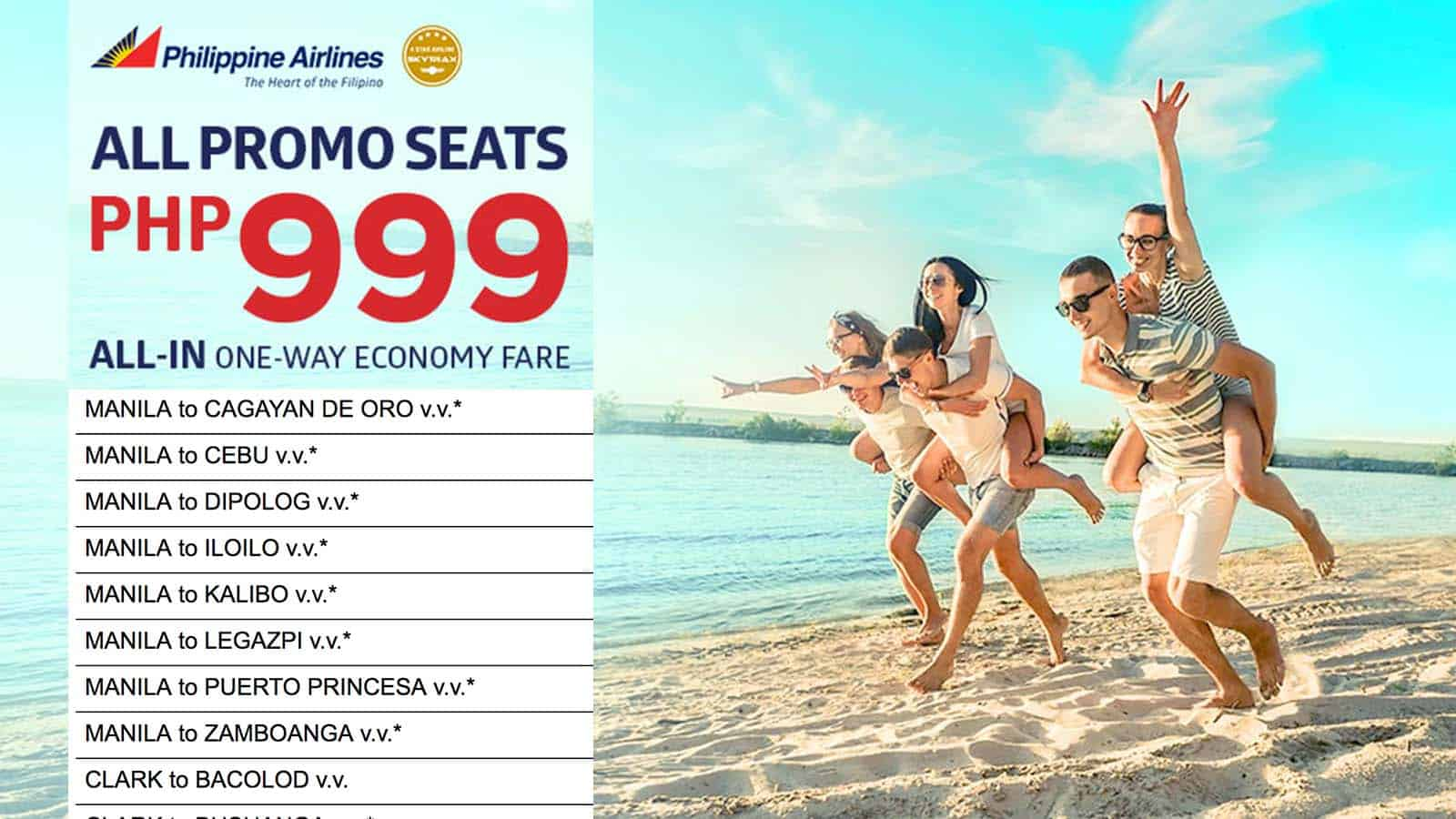 PHILIPPINE AIRLINES PROMO FLIGHTS 2018 (And How to Book Successfully)