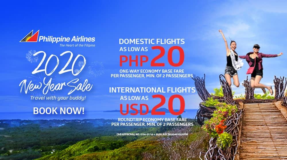Promo flights 2020