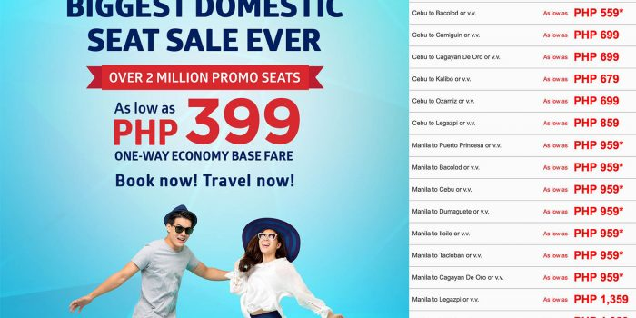 2019 PHILIPPINE AIRLINES PROMO: How to Book Successfully