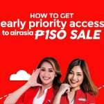 How to Get EARLY PRIORITY ACCESS to AirAsia PISO SALE