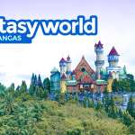 FANTASY WORLD: Abandoned Theme Park in Batangas Travel Guide