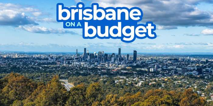 BRISBANE TRAVEL GUIDE: Itinerary, Budget, Things to Do