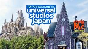 UNIVERSAL STUDIOS JAPAN: BEST RIDES & ATTRACTIONS