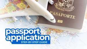 PHILIPPINE PASSPORT: NEW APPLICATION Requirements & Appointment Tips 2018