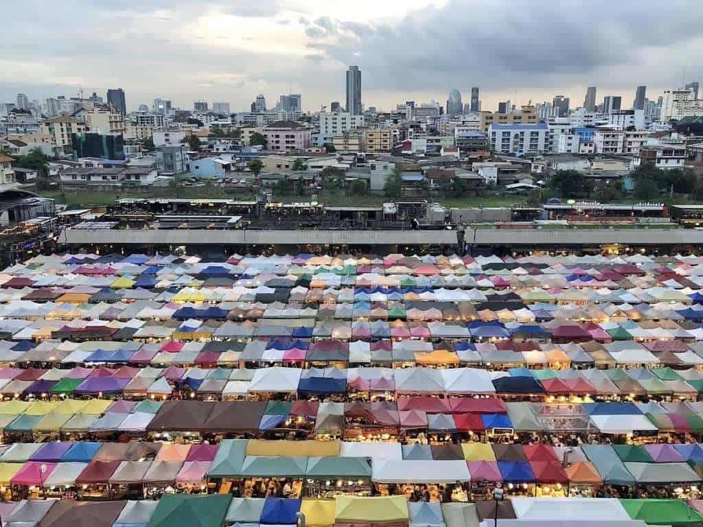 Ratchada, Bangkok