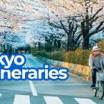 Sample TOKYO ITINERARIES with Estimated Budget: 1-8 Days