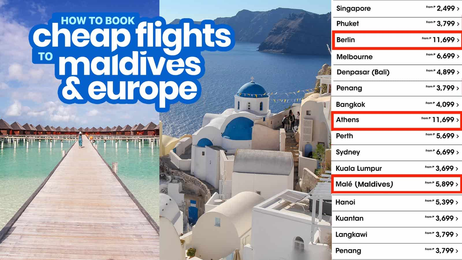 tips how to buy cheap flights to europe