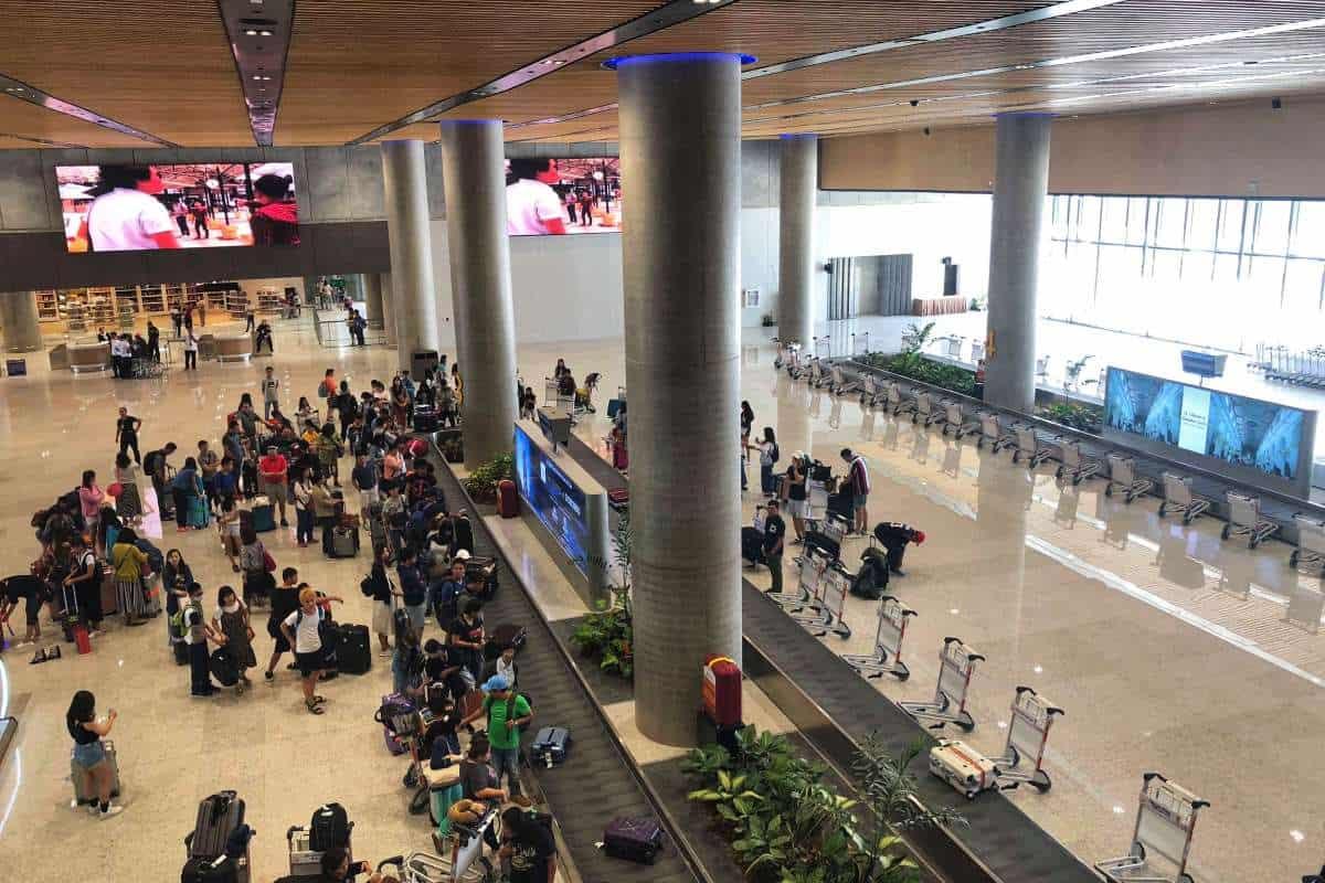 MACTAN-CEBU INTERNATIONAL AIRPORT Terminal 2: Things You