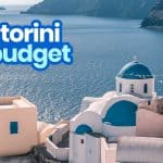 SANTORINI Travel Guide with Budget Itinerary