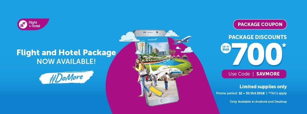 Yes Traveloka Has Flight Only S And They Have Hotel Too But Booking A Together Will Give You More Savings