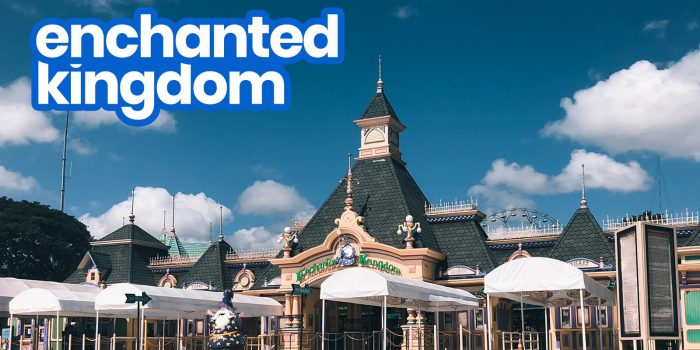 ENCHANTED KINGDOM Travel Guide: Entrance Fee, Hours Open & Best Rides