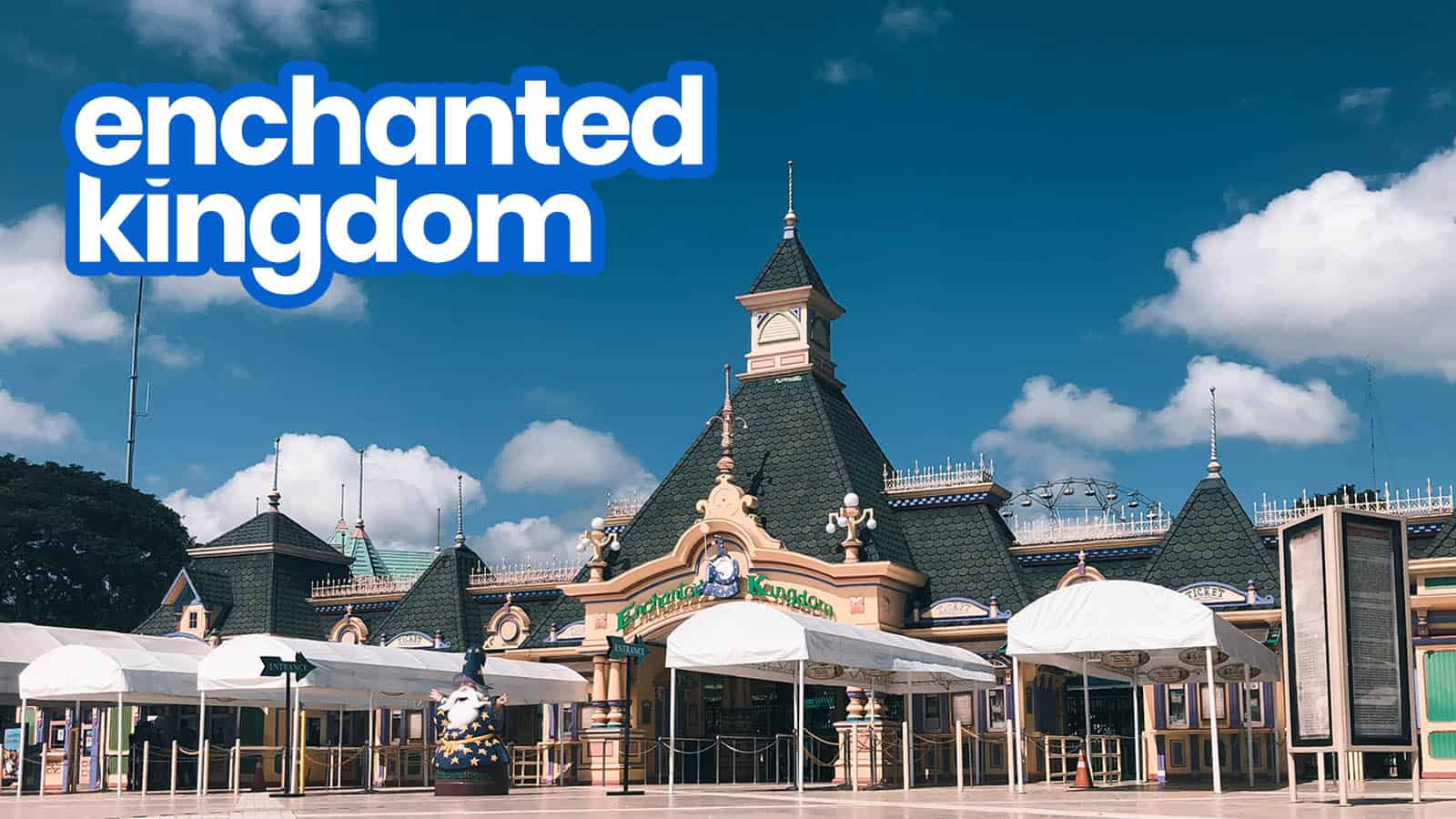 ENCHANTED KINGDOM GUIDE: Discounted Tickets, Schedule, Best Rides