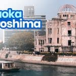 FUKUOKA TO HIROSHIMA: By Bus and Bullet Train (Shinkansen)