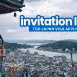 Sample INVITATION LETTER for JAPAN VISA Application (Reason for Invitation)