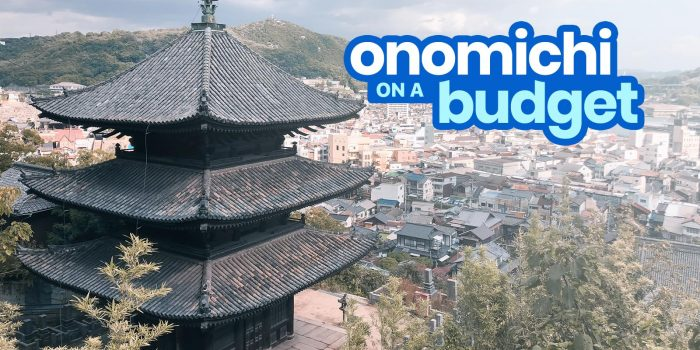ONOMICHI TRAVEL GUIDE with Budget Itinerary