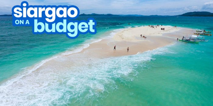 2019 SIARGAO TRAVEL GUIDE with Budget Itinerary