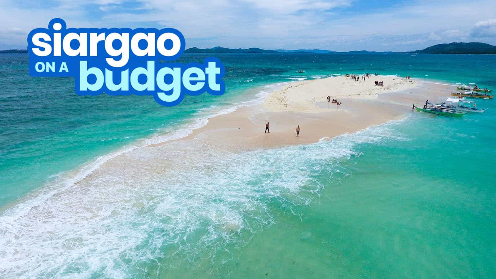 New! SIARGAO TRAVEL GUIDE with Budget Itinerary 2018