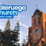 CALERUEGA CHURCH, BATANGAS: Travel Guide & How to Get There