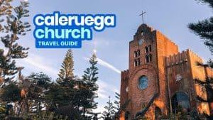 CALERUEGA CHURCH, BATANGAS: Travel Guide & How to Get There
