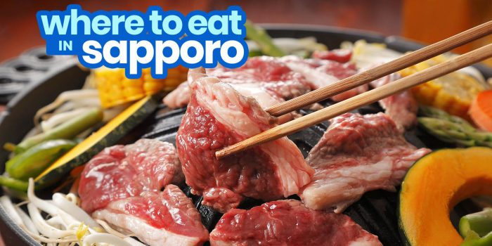 WHERE TO EAT CHEAP IN SAPPORO