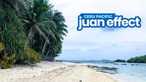 Cebu Pacific Launches JUAN EFFECT Sustainable Travel Campaign in Siargao