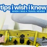 7 THINGS I WISH I KNEW when I was a Newbie: Packing & Luggage Tips
