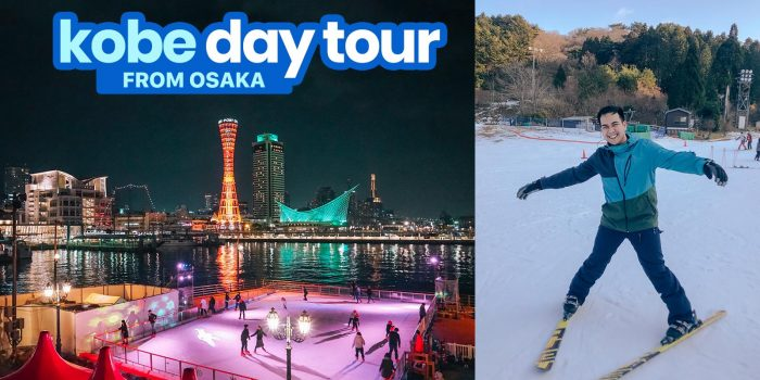 KOBE DAY TOUR FROM OSAKA: A DIY Itinerary