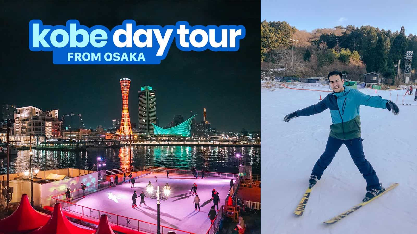KOBE DAY TOUR FROM OSAKA: A DIY Itinerary | The Poor