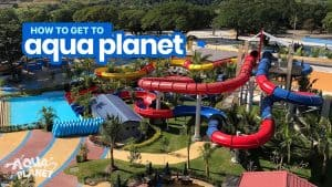 How to Get to AQUA PLANET from MANILA