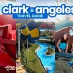 CLARK & ANGELES CITY: Travel Guide & Budget Itinerary
