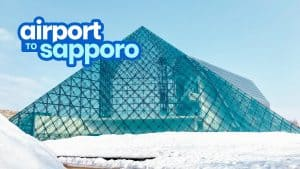 How to Get from NEW CHITOSE AIRPORT to SAPPORO & OTARU