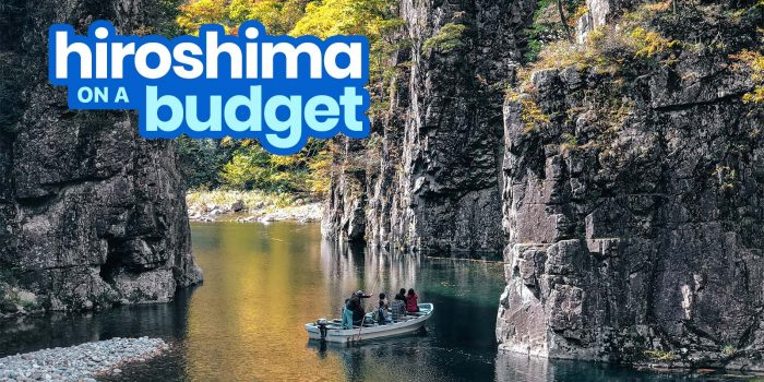 HIROSHIMA TRAVEL GUIDE with Budget Itinerary 2020