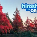HIROSHIMA TO OSAKA & KANSAI AIRPORT: By Bus and By Train