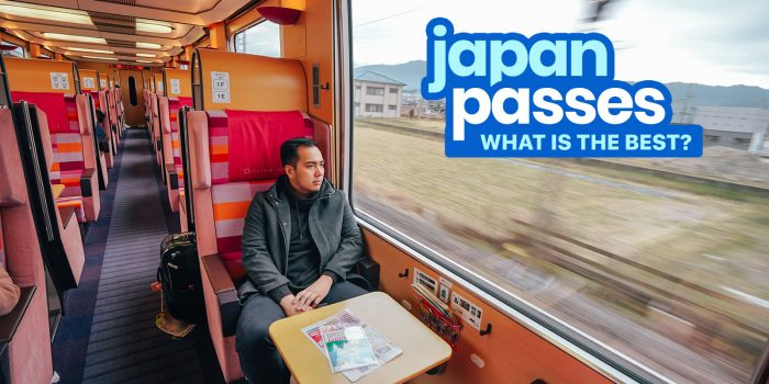 JAPAN TRAIN & BUS PASSES: What is the Best Pass for You?